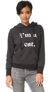 Толстовка Im A Cat Wildfox