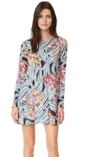Воздушное платье с длинными рукавами Mara Hoffman