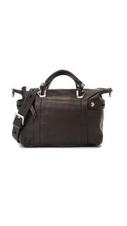 Миниатюрная сумка-портфель Flatiron Botkier