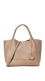 Объемная сумка с короткими ручками East/West Soho Botkier