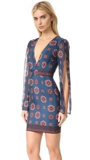 Мини-платье Marrakesh с разрезами на рукавах Nicholas