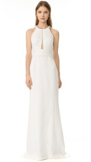 Вечернее платье Piper с американской проймой J. Mendel