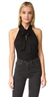 Блуза Bella с завязками
