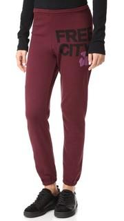 Легкие спортивные брюки Freecity