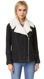 Куртка Soizit с короткой шерстью IRO