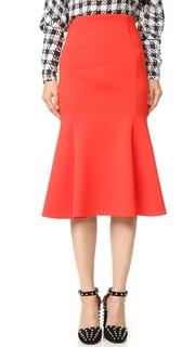 Расклешенная юбка McQ - Alexander Mc Queen