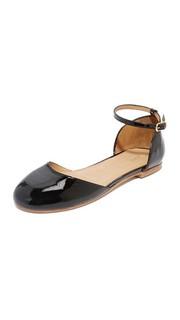 Обувь на плоской подошве Indie A.P.C.