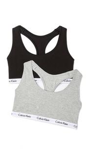 Набор бюстгальтеров без косточек Carousel Calvin Klein Underwear