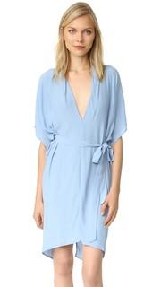 Платье с графическим принтом MLM Label