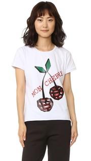 Футболка Mon Cherry Natasha Zinko