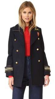 Пальто в стиле милитари Hilfiger Collection
