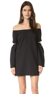 Платье с открытыми плечами Re:Named