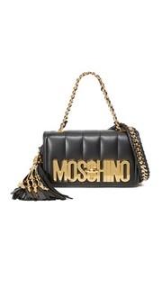 Сумка на ремне Moschino
