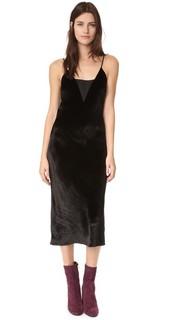 Бархатное платье Cassidy Ramy Brook