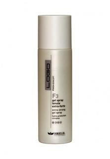 Спрей-гель для волос Brelil Professional
