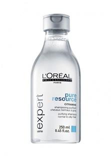 Шампунь для нормальных и склонных к жирности волос LOreal Professional
