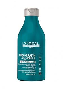 Восстанавливающий и укрепляющий шампунь LOreal Professional