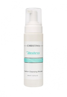 Мусс очищающий Christina