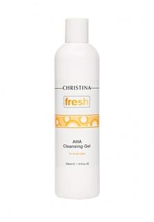 Мыло с альфагидроксильными кислотами Christina