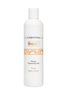 Медовое мыло Christina