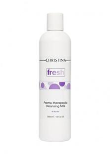 Арома-терапевтическое очищающее молочко Christina