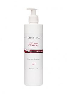 Гель очищающий Christina