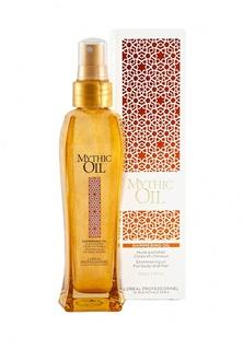 Мерцающее масло для волос и тела LOreal Professional