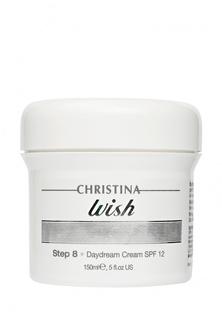 Дневной крем SPF12 для лица Christina