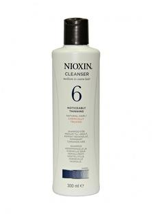 Очищающий шампунь Система 6 Nioxin