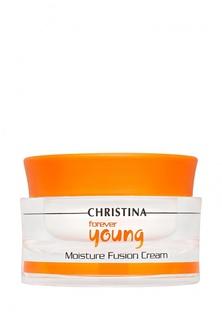 Крем для интенсивного увлажнения кожи Christina