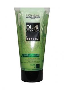 Крем-гель 2 в 1 Объем для тонких волос LOreal Professional