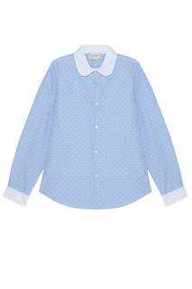 Хлопковая блузка Gucci Children