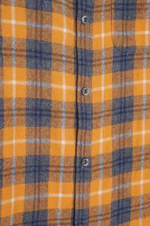 Рубашка из шерсти и хлопка Gucci Children