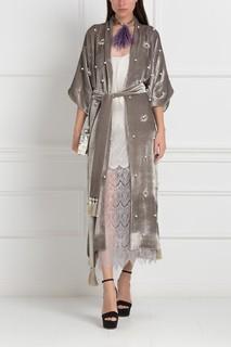 Шелковое платье «Агат» Esve