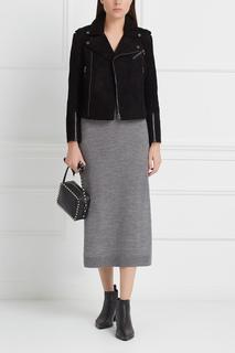 Шерстяное платье Aza V-neck Designers Remix