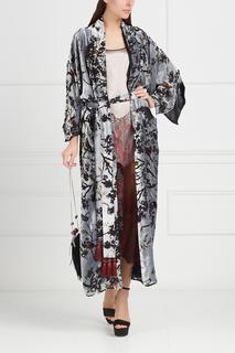 Шелковое платье «Гранат» Esve