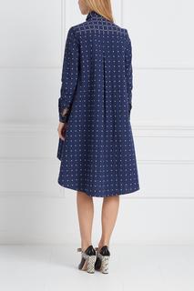 Хлопковое платье-рубашка Arapkhanovi