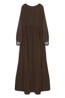 Вельветовое платье Arapkhanovi