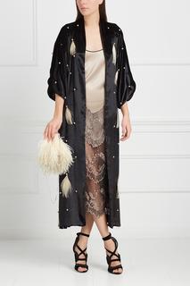 Шелковое платье «Золото» Esve