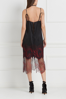 Шелковое платье «Рубин» Esve
