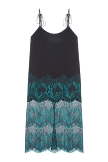 Шелковое платье «Жадеит» Esve
