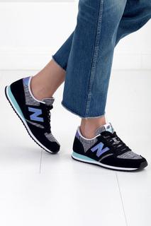 Замшевые кроссовки 420 New Balance