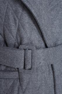 Стеганое пальто I Am Studio