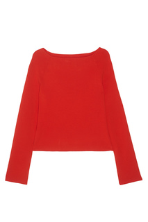 Однотонная блузка Edition 10