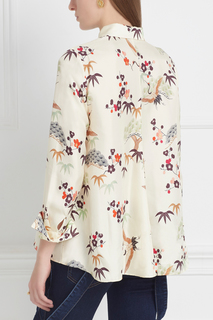 Шелковая блузка Edition 10