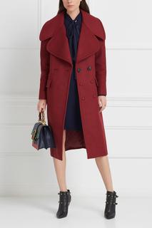 Пальто из шерсти и кашемира Avenue Designers Remix