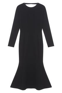 Платье с V-образным вырезом T Skirt