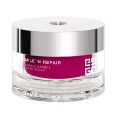 GIVENCHY Ночной крем для коррекции морщин Smilen Repair In Depth Restorative Wrinkle Correction 50 мл