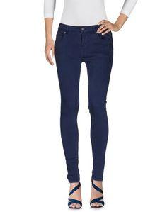 Джинсовые брюки Victoria Beckham