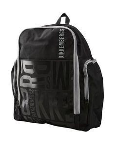 Рюкзаки и сумки на пояс Dirk Bikkembergs